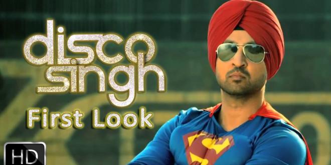 Diljit Dosanjh & Surveen Chawla (Disco Singh)