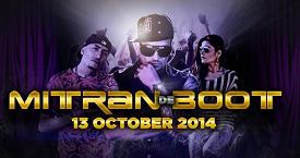 Jazzy B ft Dr Zeus & Kaur B - Mitran De Boot