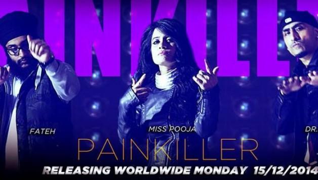 Miss Pooja ft Dr Zeus & Fateh - Painkiller (Full Video)