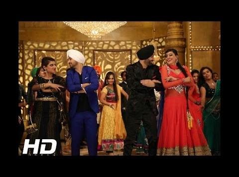 Sukshinder Shinda & Diljit Dosanjh  Singh Naal Jodi