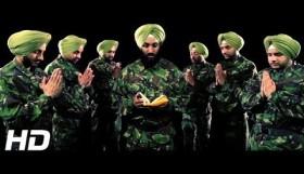 Popsy ft Meshi Eshara - Pagg Turban (Full Video)
