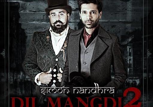 Simon Nandhra - Dil Mangdi 2