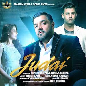 Gav Sadhra ft Aman Hayer - Judai