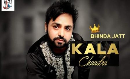 Bhinda Jatt - Kala Chaadra (Full Video)