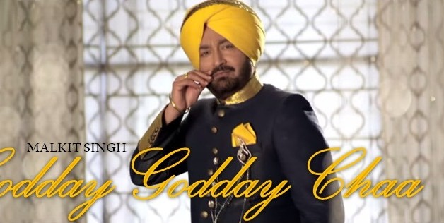Malkit Singh - Godday Godday Chaa (Full Video)