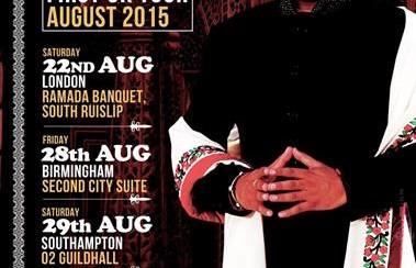 Lakhwinder UK Tour