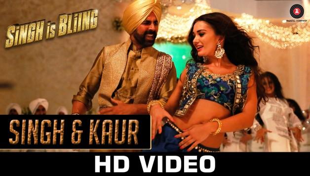 Manj Musik, Nindy Kaur Ft Raftaar - Singh & Kaur (Full Video)