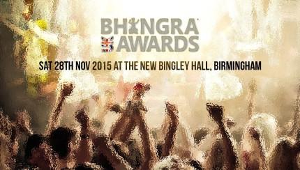 Bhangra awards 2015