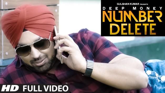 Deep Money - Number Delete (Full Video)