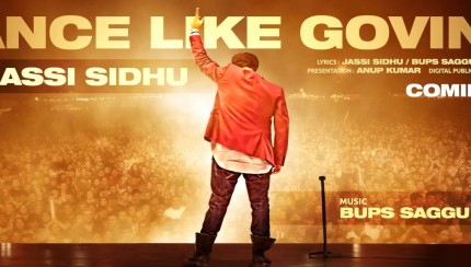 Jassi Sidhu ft Bups Saggu - Dance Like Govinda (Out Soon)