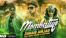 Zohaib Amjad ft. Raftaar & Manj Musik - Mombatiye (Full Video)