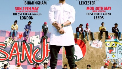Diljit Dosanjh UK Tour May 2016