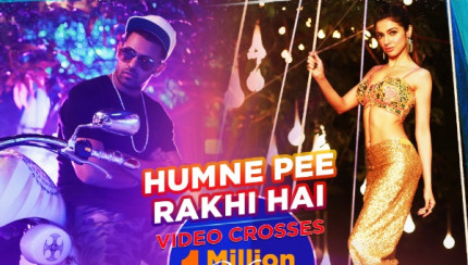 Jaz Dhami makes his Bollywood debut