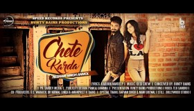 Resham Anmol ft Desi Crew - Chete Karda (Full Video)