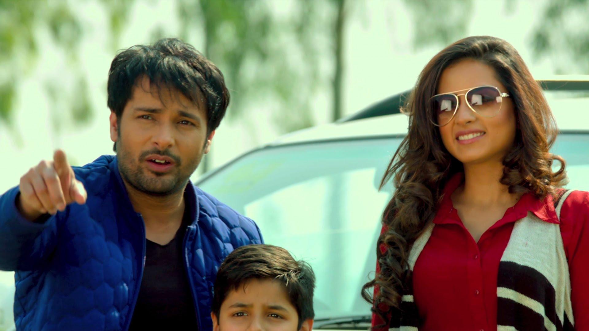 Amrinder Gill - Shan Vakhari (Love Punjab) Full Video