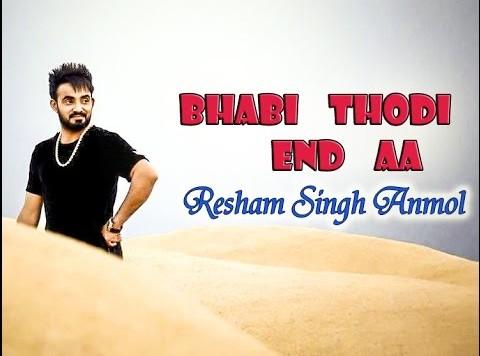 Resham Singh Anmol ft Desi Crew - Bhabhi Thodi Ah (Full Video)