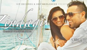 H Dhami ft Rishi Rich - Zindagi (Out Now)