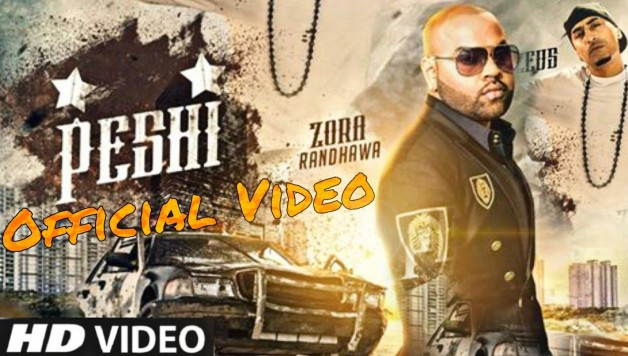 Zora Randhawa ft Dr Zeus - Peshi (Full Video)