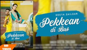 Geeta Zaildar - Pekkean Di Bus (Out Now) 1