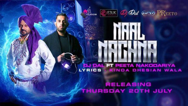 DJ Dal ft Peeta Nakodoriya - Naal Nachna