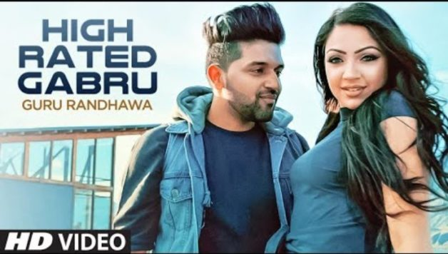 Guru Randhawa ft Manj Musik - High Rated Gabru (Full Video)