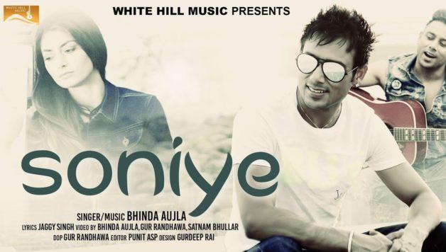 Bhinda Aujla - Soniye (Full Video)