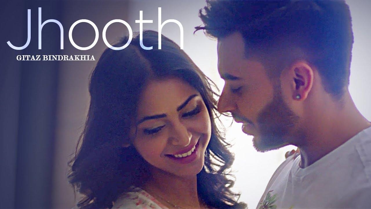 Gitaz Bindrakhia - Jhooth (Full Video)
