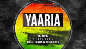 DJ Dips ft Roach Killa - Yaaria