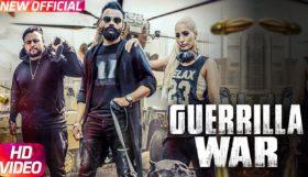 Amrit Maan ft. DJ Goddess - Guerrilla War (Full Video)