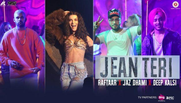 Raftaar, Jaz Dhami & Deep Kalsi - Jean Teri (Full Video)