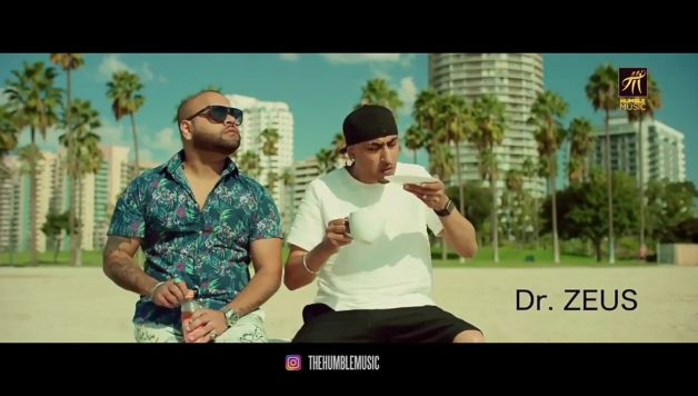 Zora Randhawa ft Dr Zeus - Dangey (Full Video)
