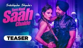 Sukshinder Shinda - Tere Naal Saah Chalde (Full Video)